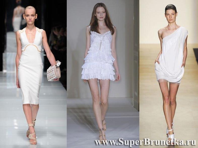 мода весна лето 2011 фото