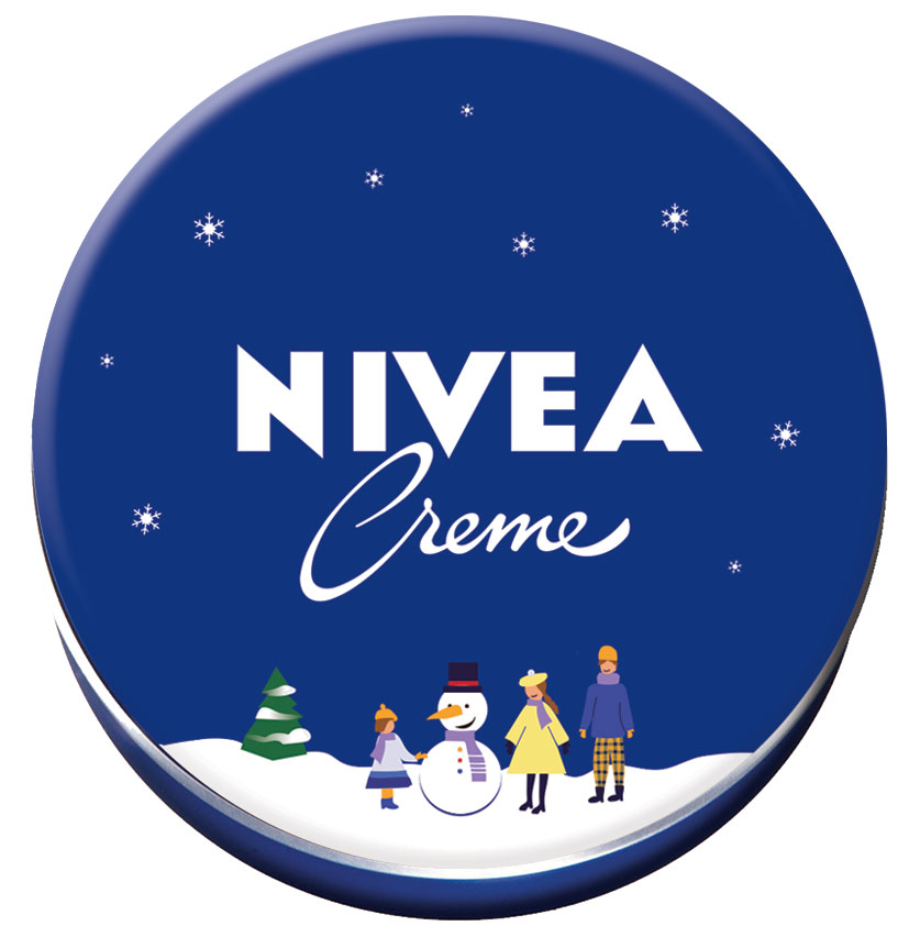 NIVEA_Creme_winter_edition_snowman
