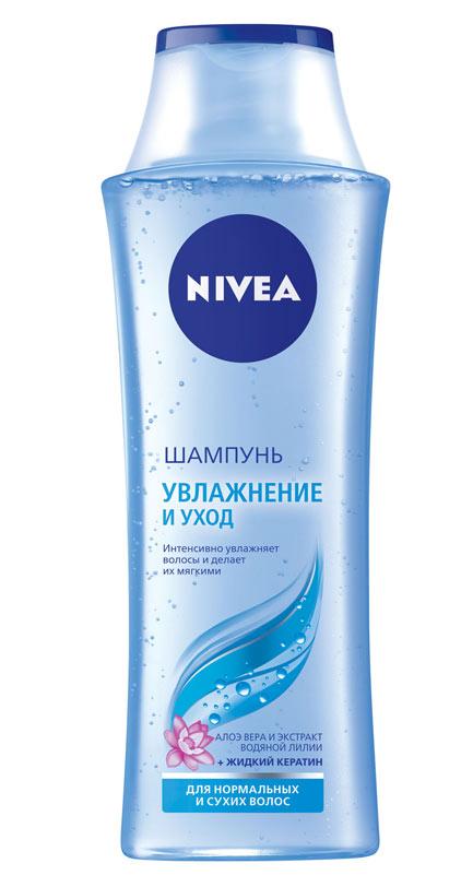 NIVEA_Hair_HydroCare_shampu