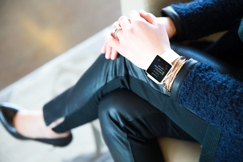 Vivoactive woman