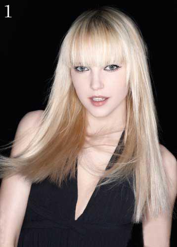 Цвета обольщения блонди