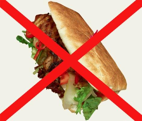 Как не переедать. правила перекуса