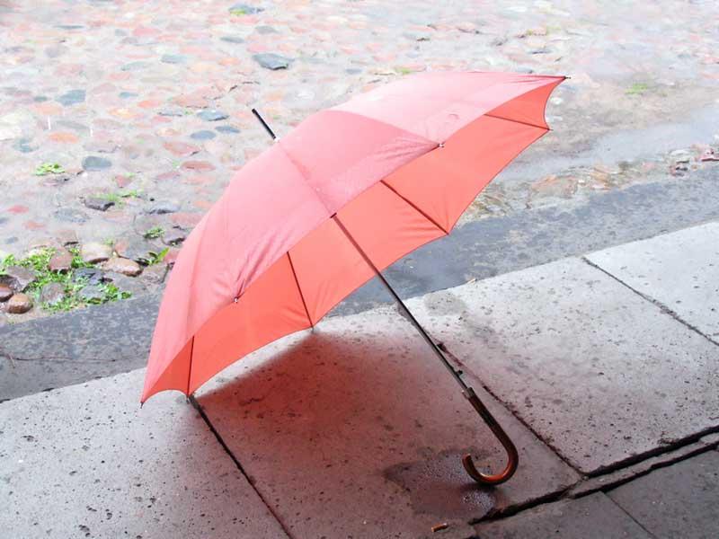 Как определить качественный зонт