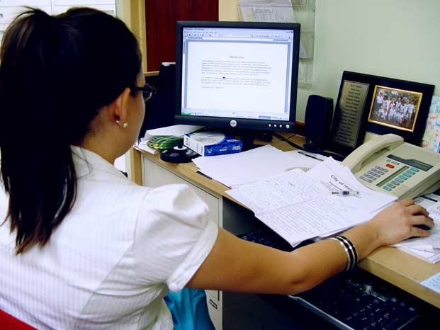 Компьютерная безопасность на работе