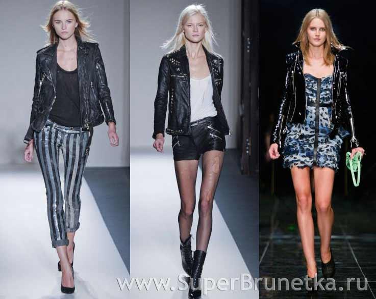 Куртки и пальто женские весна 2011
