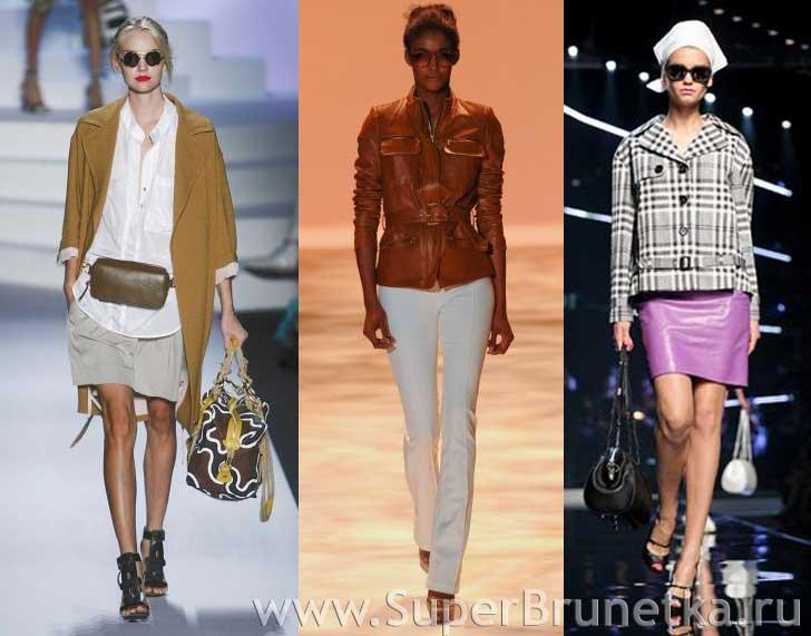 куртки пальто женские весна 2011