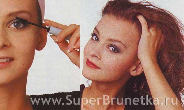 Быстрый и красивый макияж
