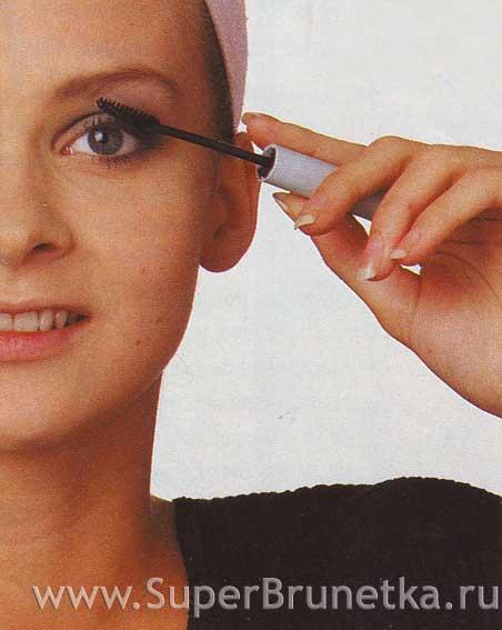 Быстрый макияж глаз