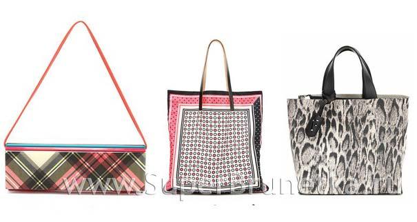 модные сумки лето 2012 фото