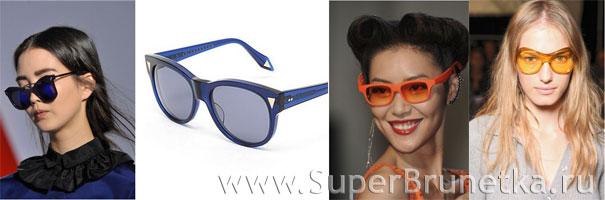 Модные очки