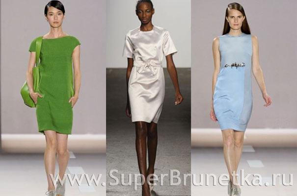 коллекция платьев весна лето 2012