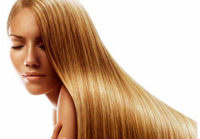 После окрашивания волос как сохнанит яркость и блеск