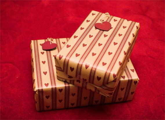 Как правильно принимать подарки