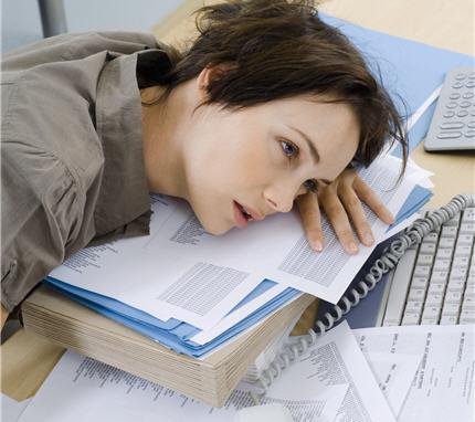 Похудеть трудоголику